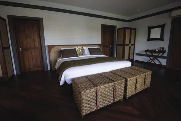 Bagan Lodge in Myanmar.