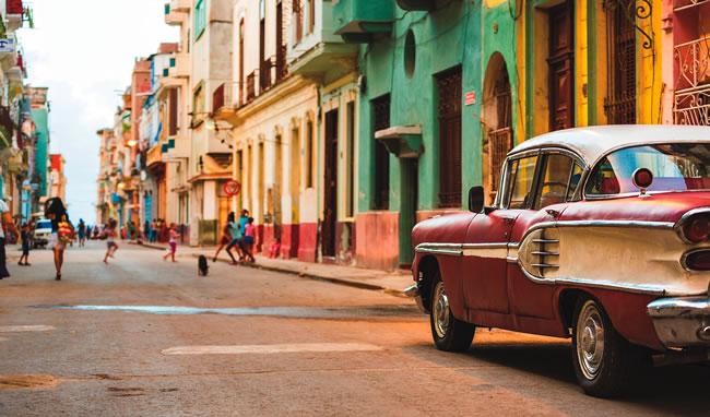 Cuba with Travcoa