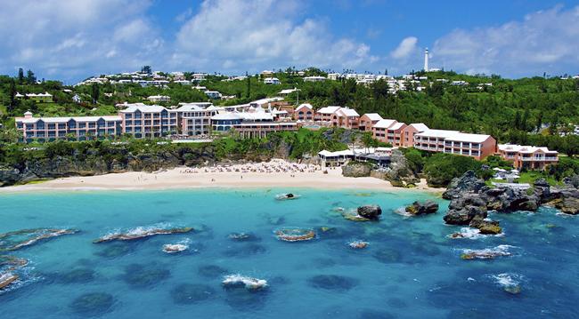 The Reefs in Bermuda.
