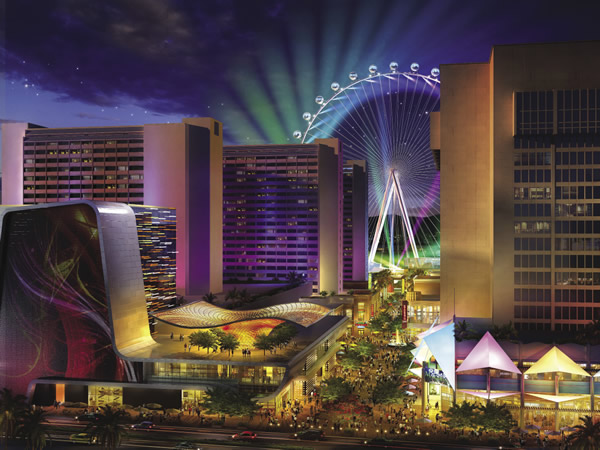 The first phase of The LINQ will open by year's end.