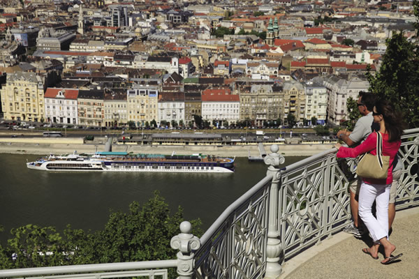 Budapest is a popular stop on Danube sailings.