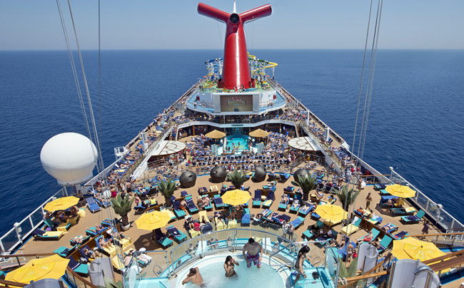 Carnival Sunshine Sails From New Orleans Recommend - Cruise ships new orleans