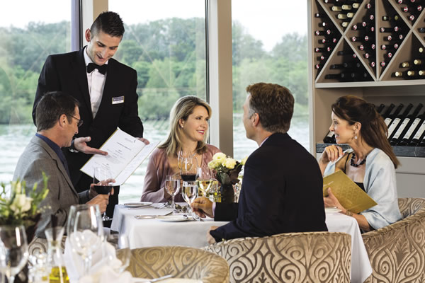 Erlebnis is a reservations-only, fine dining restaurant.