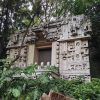 The Maya exhibit at the Museo de Antropologia.