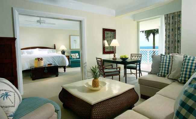 Ocean View Suite at Grand Lucayan
