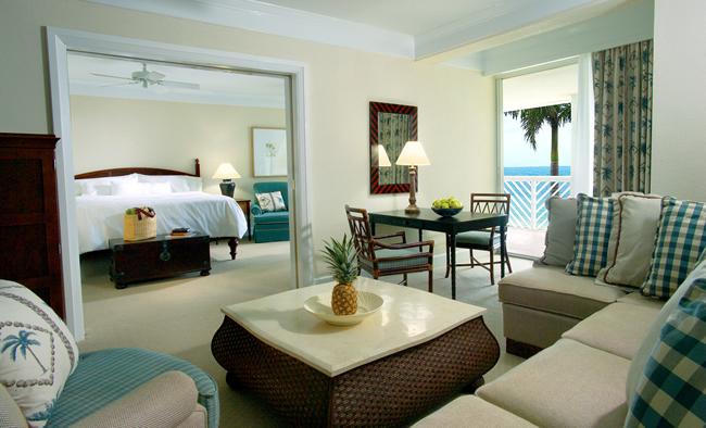 Ocean View Suite at Grand Lucayan
