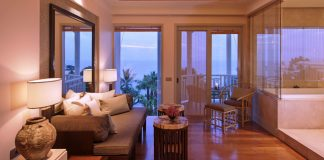 Regent Phuket Cape Panwa Cape Suite