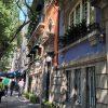 The picturesque Roma neighborhood.