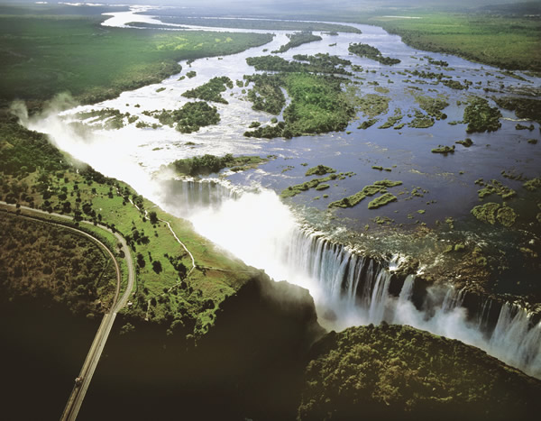 Victoria Falls is one of the country's most alluring sites.