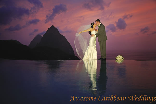 Awesome Caribbean Weddings offers highly customized weddings.