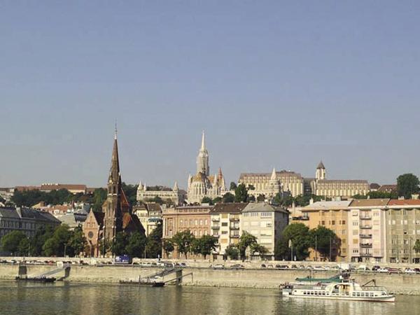 Budapest's architecture