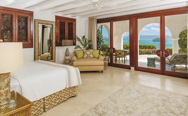 Jonquil Suite at Cap Juluca