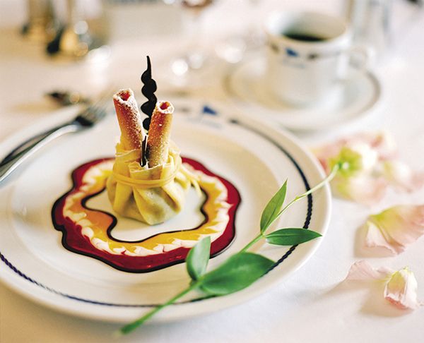 American Cruise Lines offers exemplary cuisine