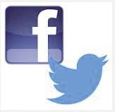Social  - Facebook & Twitter