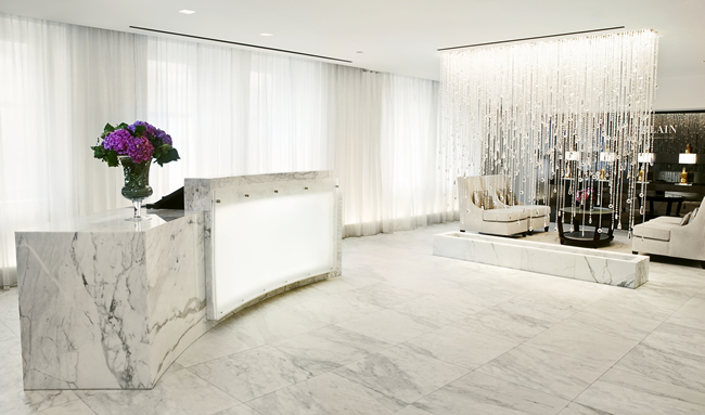 Guerlain Spa at the Waldorf Astoria