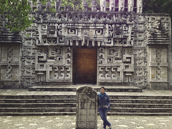 Mexico City's Anthropology Museum
