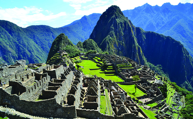 Macchu Pichu with Central Holidays