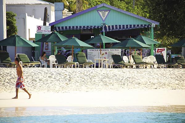 Uncle Ernie's Beach Bar