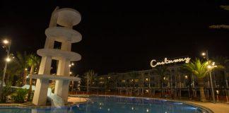 Universal's Cabana Bay Beach Resort Castaway Building