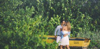 Couple in Anguilla