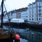 Nyhavn is great for strolling and dining along the canal. (Photo by Jack Daniel.)