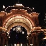 The amusement park, Tivoli Gardens, is also the host of a stunning Christmas market.