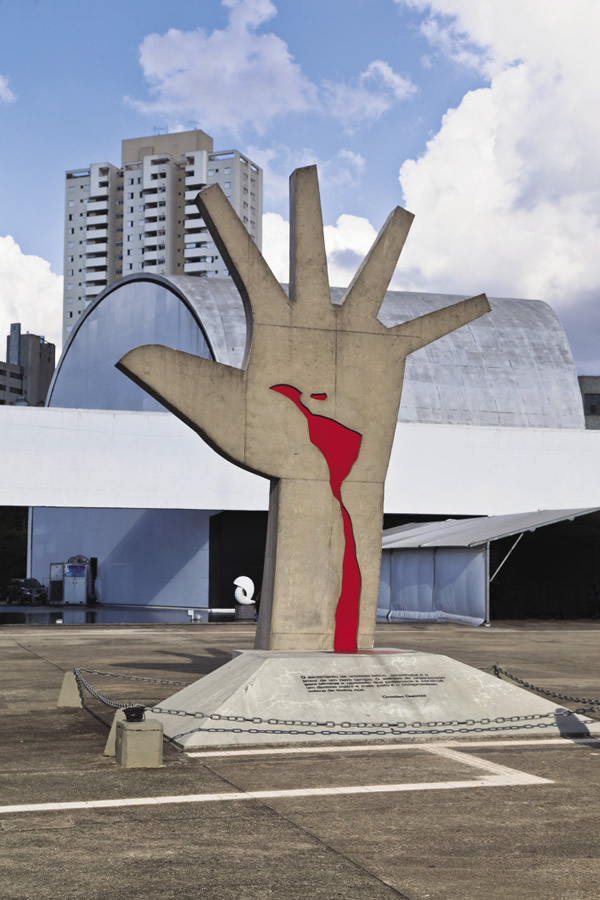 Latin America Memorial in Sao Paulo