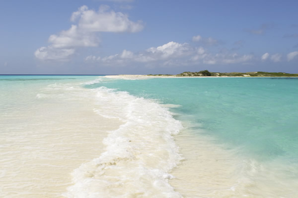Los Roques Islands.