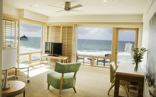 Pier South Suite View