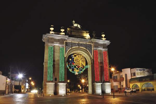 The Arch of Leon.