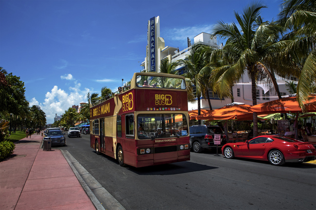 Big Bus Miami Beach