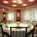 Crystal Serenity's Silk Road, which offers Asian cuisine