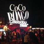 Coco Bongo nightclub in downtown Playa del Carmen.