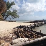 Playa Lancheros on Isla Mujeres.