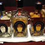 Tequila tasting at JW Marriott Cancun.