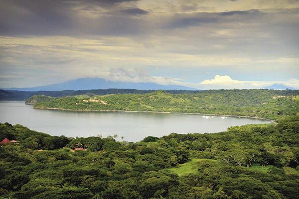 Peninsula Papagayo.