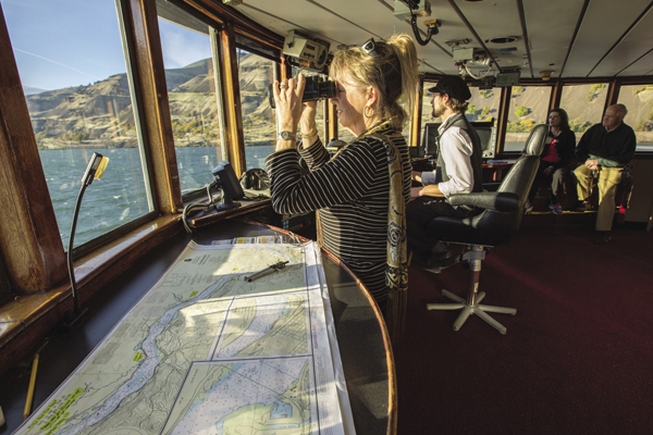 Un-Cruise Adventures offers cruises through historic and stunning waterways.