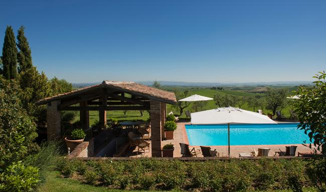 Villa Senese in Tuscany