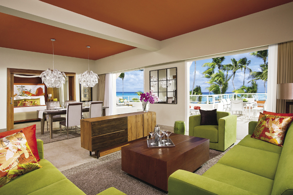 The new Breathless Punta Cana Resort & Spa.