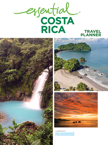 Costa Rica Travel Planner
