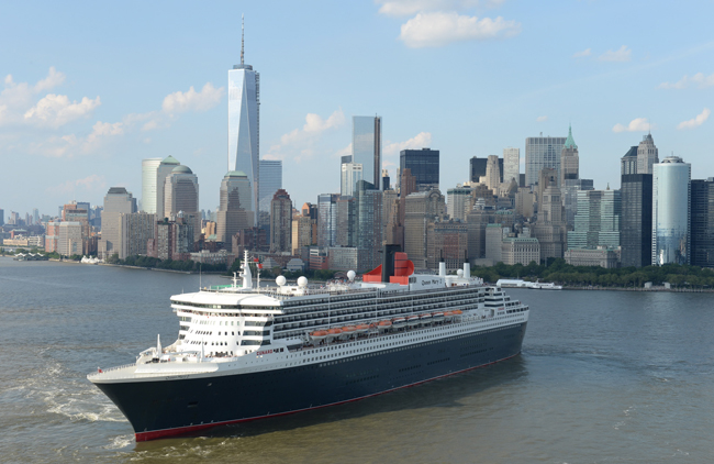 Cunard Beatles Cruise.