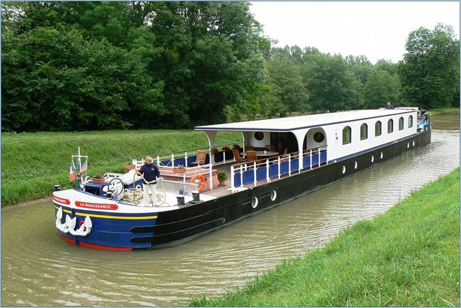 (European Waterways.)