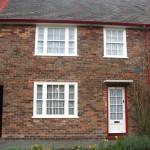 The childhood home of Paul McCartney.