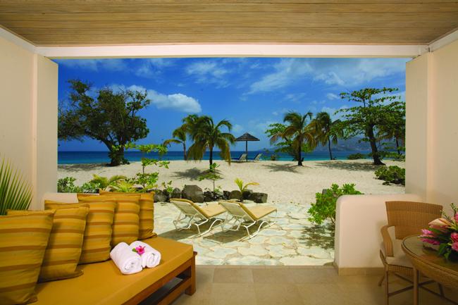 Seagrape Beach Suite