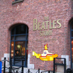 The Beatles Story Exhibition in Liverpool.