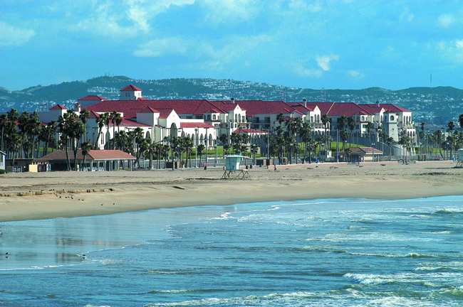 Getaway for surf and shopping with the girls at Hyatt Regency Huntington Beach Resort & Spa.
