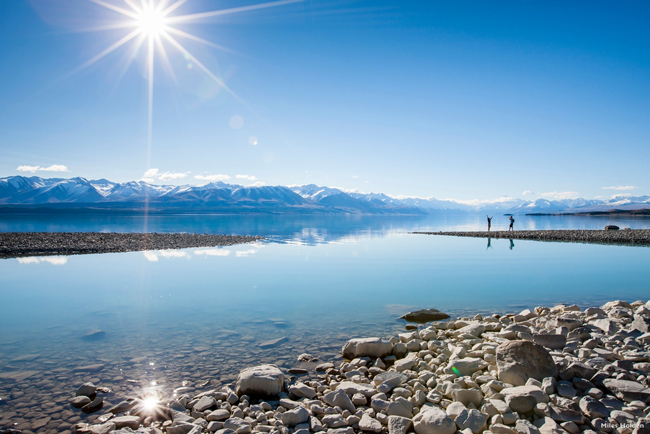 Learn all about New Zealand and how to sell it to clients on its new website. (Photo credit Miles Holden.)