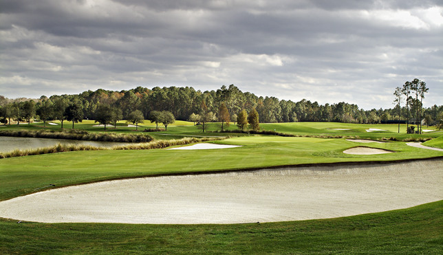 Slammer & Squire course at the Renaissance World Golf Village Resort in St. Augustine, Florida. (Photo credit Lawrence Michael Clemmer.)