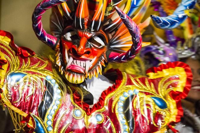Danza de la diablada (photo credit: Fernando López)