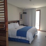 Accommodations at the Holiday Inn Express Puerto Vallarta.